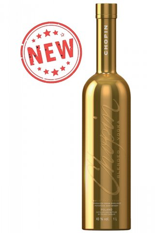 Chopin Vodka Blended Gold Edition